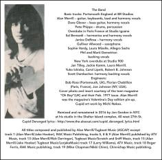 sleeve notes